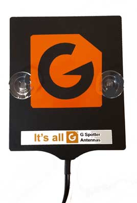 The G Spotter MiMo Mate LTE Antenna Is the perfect solution for increasing signal and speed