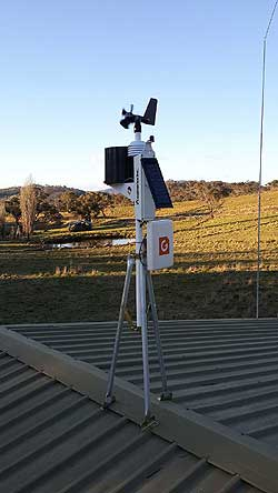 G Spotter Wifi On Weather Station
